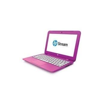 """PORTATIL HP STREAM CEL N2840 11.6"""" 2GB / EMMC32GB / WIFI / BT / W8.1 ROSA"""