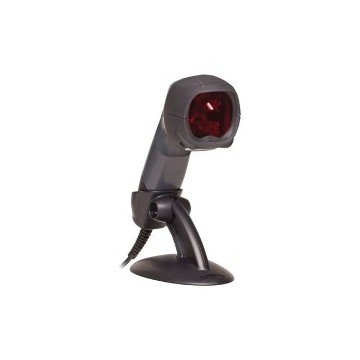LECTOR CODIGO DE BARRAS FUSION MS-3780 USB NEGRO