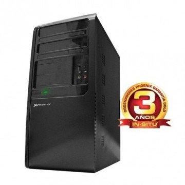 ORDENADOR PHOENIX HOME INTEL CELERON 4GB DDR3 500GB RW