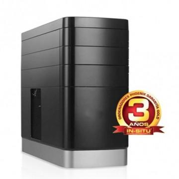 ORDENADOR PHOENIX TOPVALUE INTEL PENTIUM DUAL CORE 3250 4GB DDR3 500 GB RW