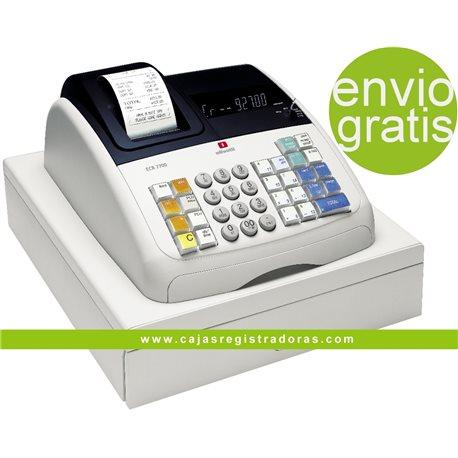Caja Registradora Olivetti ECR 7700