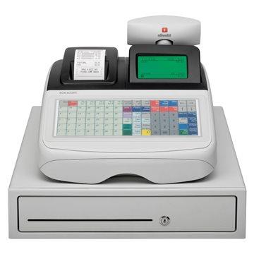 Caja Registradora Olivetti ecr 8220s Teclado Plano