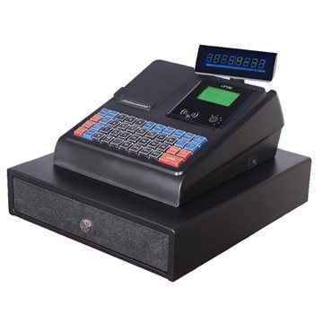Caja Registradora LF100 Alfanumerica RS232 PC y Escaner