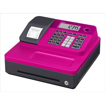 Caja Registradora Casio SE-G1 SB color Rosa