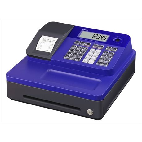 Caja Registradora Casio SE-G1 SB Azul