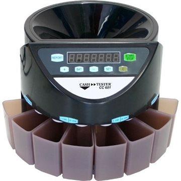 Contador Monedas Cash Tester CC 601
