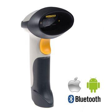 Inateck - Escáner láser de código de barras para Android/IOS/Windows XP/7/8/CE/iPhone/Galaxy/iPad (cable USB))