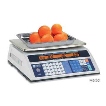 Balanza de sobremesa serie M6-30