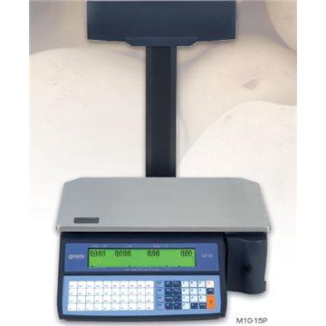 Balanza con impresora Serie M10-15P
