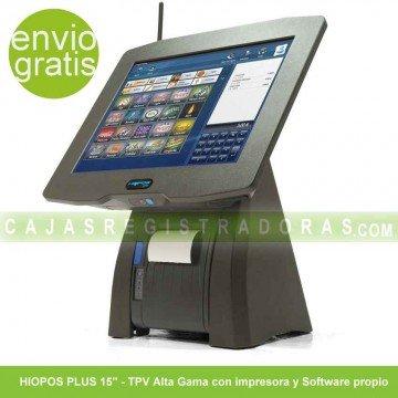 "TPV Compacto Hiopos Plus 15"""
