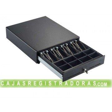 Cajon High Quality Metal 41 x 41 RJ Negro