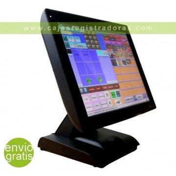 "TPV KT-700 LED LC Táctil 15"" - 32GB - 2GB Ram - Visor Cliente integrado"