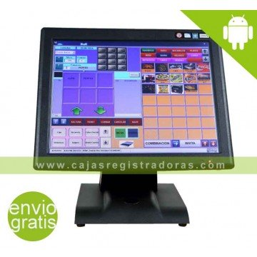 TPV KT-700 LED Android - Wifi - Micro SD - Visor Cliente