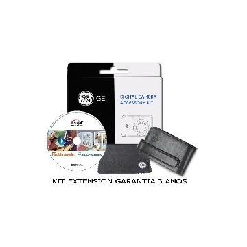 KIT EXTENSION DE GARANTÍA 3 AÑOS GENERAL ELECTRIC