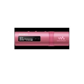 REPRODUCTOR MP3 SONY 4GB ROSA