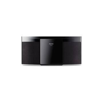 MICROCADENA PANASONIC SC-HC29 CD/ RADIO FM/ USB 2.0/ MP3/ BLUETOOTH NEGRA