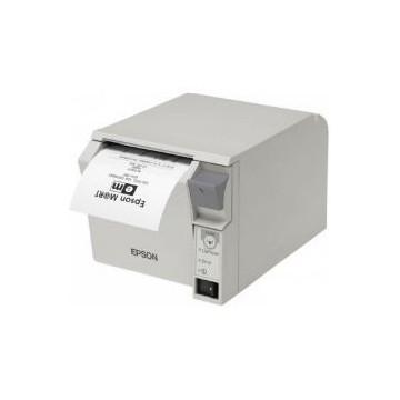 IMPRESORA TICKET EPSON TM-T70II TERMICA DIRECTA USB + SERIE BLANCA