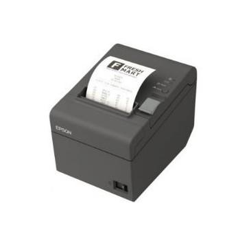 IMPRESORA TICKET EPSON TM-T20 II RED & USB NEGRA