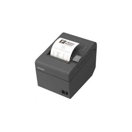 IMPRESORA TICKET EPSON TM-T20 II RED & USB NEGRA