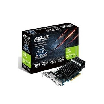 VGA ASUS NVIDIA GEFORCE GT720-SL-2GD3-BRK 2GB DDR3 HDMI DVI