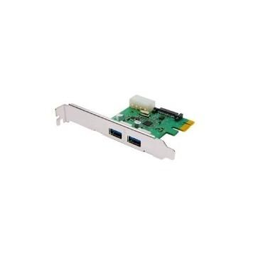 TARJETA DE EXPANSION USB 3.0 TRANSCEND 5GB/S PCI EXPRESS