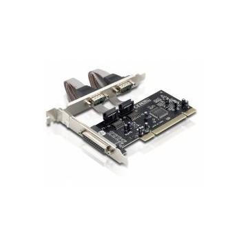 TARJETA SERIE X2 + 1 PARALELO PCI CONCEPTRONIC