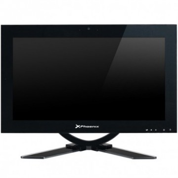 CAJA BAREBONE ALL IN ONE PHOENIX PANTALLA HD LED 19.5''SLIM  USB HD AUDIO LECTOR MEMORIA WEBCAM FUENTE 120W