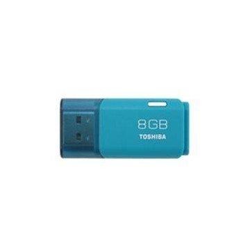 MEMORIA USB 8GB TOSHIBA HAYABUSA AZUL