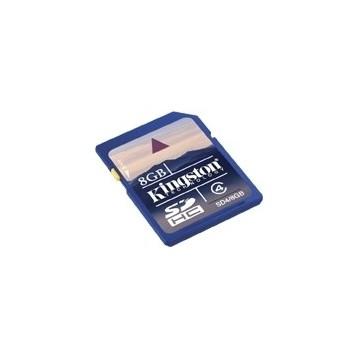 TARJETA MEMORIA SECURE DIGITAL SD HC 8GB KINGSTON