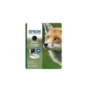 CARTUCHO TINTA EPSON T1281 NEGRO 3.5ML S22 / SX125 / SX420W / SX425W / BX305F / BX305FW
