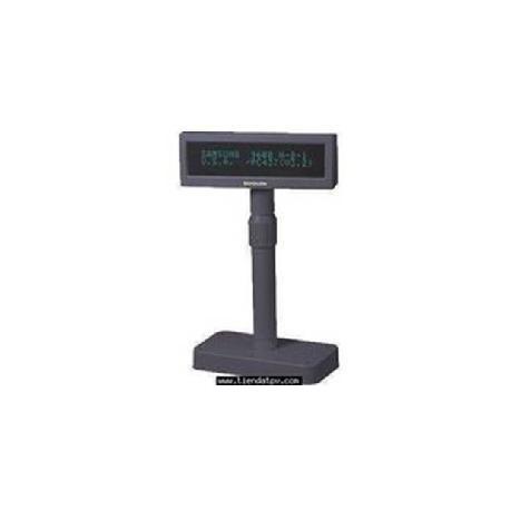 DISPLAY VISOR TPV BIXOLON BCD-1000 USB NEGRO
