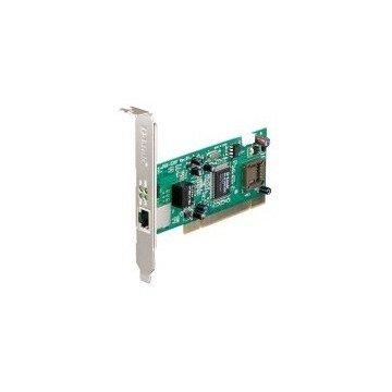 TARJETA DE RED D-LINK PCI 10/100/1000 MBPS. INCLUYE PERFIL BAJO LP LOW PROFILE