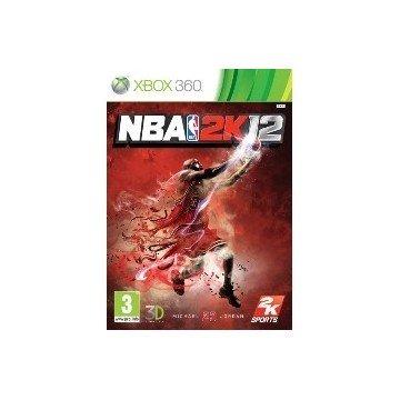 JUEGO XBOX360- NBA 2K12