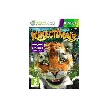 JUEGO XBOX 360 - KINECT ANIMAL