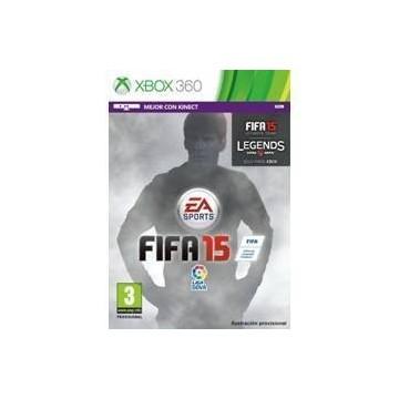 JUEGO XBOX 360 - FIFA 15