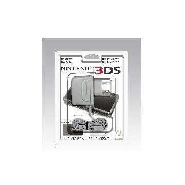 ACCESORIO NINTENDO - CARGADOR / ADAPTADOR DE CORRIENTE 3DS / 3DSXL / DSi /DSi XL