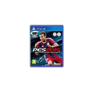JUEGO PS4 - PRO EVOLUTION SOCCER 2015