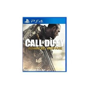 JUEGO PS4 - CALL OF DUTY ADVANCED WARFARE