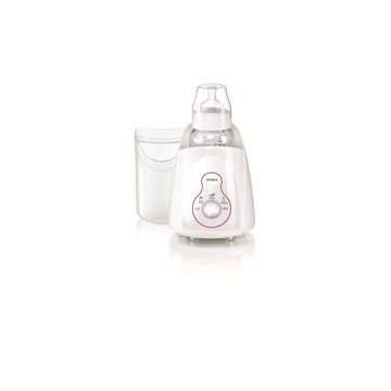 CALIENTA BIBERONES RIMAX RB330 BABY CARE / MULTIFUNCIONAL / BLANCO