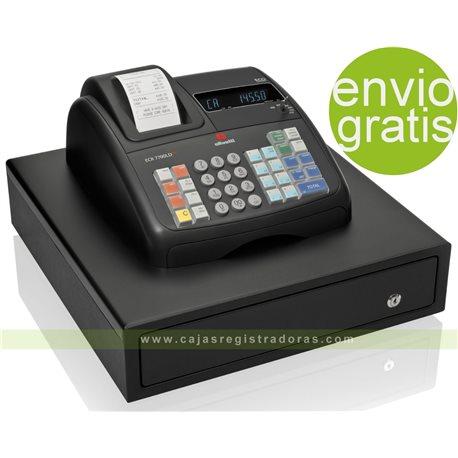 Caja Registradora Olivetti ECR 7700 LD ECO