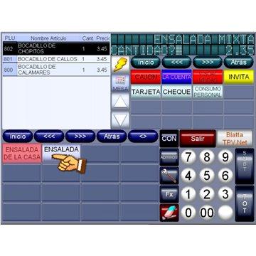 Software TPV Blatta - Modo 1 - LICENCIA ANUAL