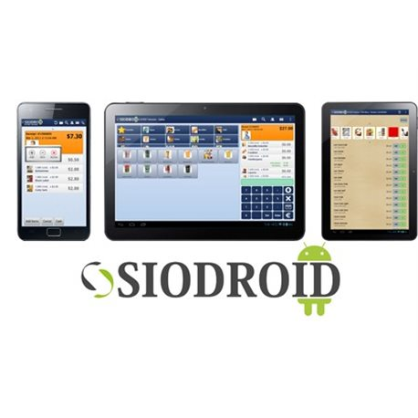 Siodroid - Software TPV Android