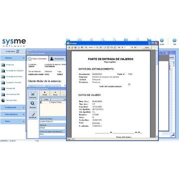 Sysme Hotel - Software TPV - Licencia permanente