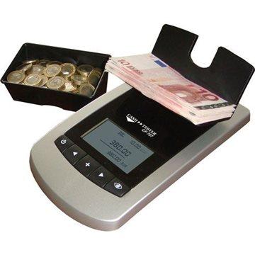 Cash Tester CP707 Contador Billetes y Monedas