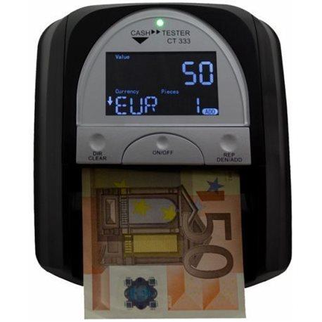 Cash Tester CT 333 Detector Billetes Falsos