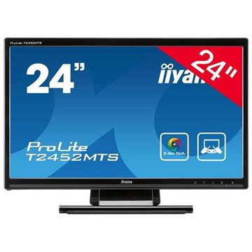 "Pantalla LED 24"" Full HD Táctil T2452MTS"