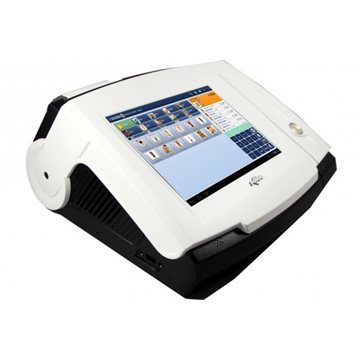 "PACK TPV Android Táctil Dynamic 10"" con impresora, visor y lector de tarjetas integrados + Cajon TPV"