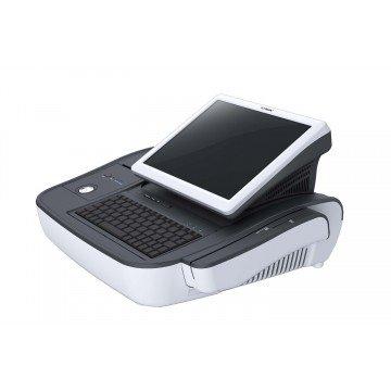 TPV Compacto POSBank Mini-O II con impresora y teclado integrados