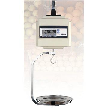 Balanza colgante sin impresora Serie DSH-15