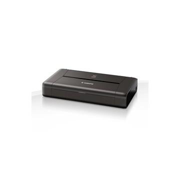 IMPRESORA CANON INYECCION COLOR PORTATIL PIXMA IP110 A4/ 9PPM/ 9600PPP/ USB